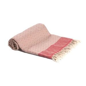 Hammam osuška z ručne tkanej bavlny ZFK Asne, 180 x 100 cm