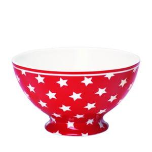 Miska na polievku Star Red, 15 cm
