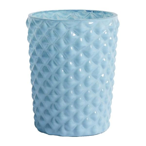 Kalíšok na sviečku Pearl Blue