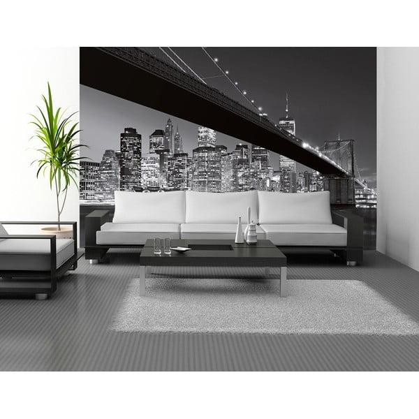 Veľkoformátová tapeta Brooklyn Bridge NY, 366x254 cm