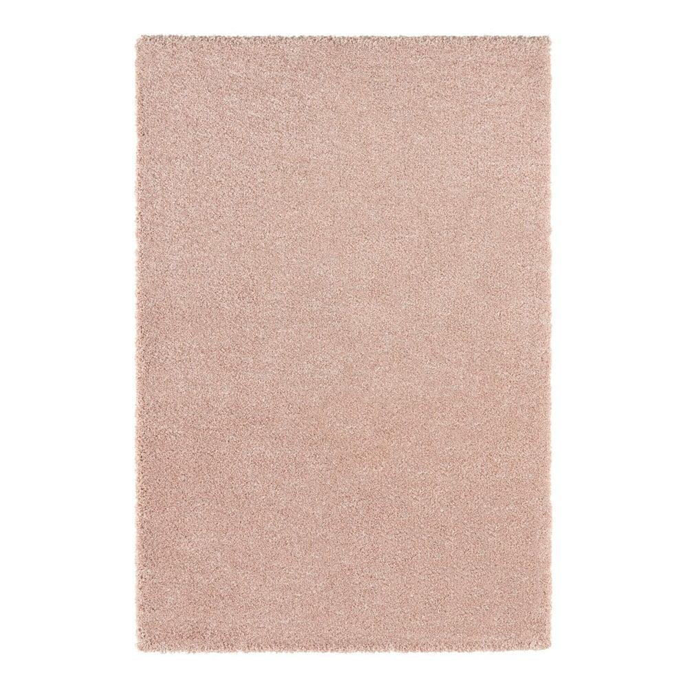 Ružový koberec Elle Decor Passion Orly, 120 × 170 cm