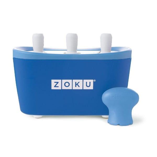Modrý zmrzlinovač Zoku Quick Pop