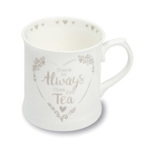 Hrnček Cooksmart England There 's always time for Tea, 440 ml