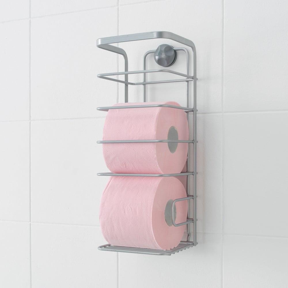 Nástenný stojan na toaletný papier Metaltex Viva!