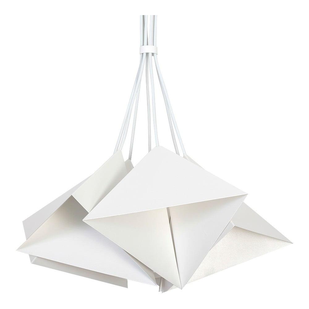 Biele stropné svietidlo Evergreen Lights Suspension Lamp Set