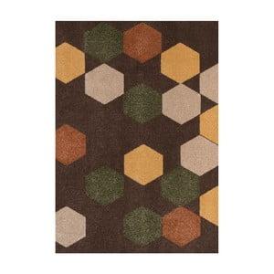 Hnedý koberec DECO CARPET Milano, 160×230 cm