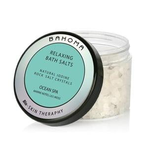 Kúpeľová soľ s vôňou mora a jazmínu Bahoma London Ocean Spa, 550 g