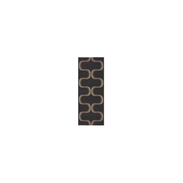 Vysoko odolný koberec Waves V7, 60x110 cm