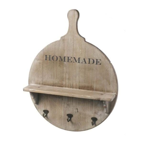 Vešiak s poličkou Homemade