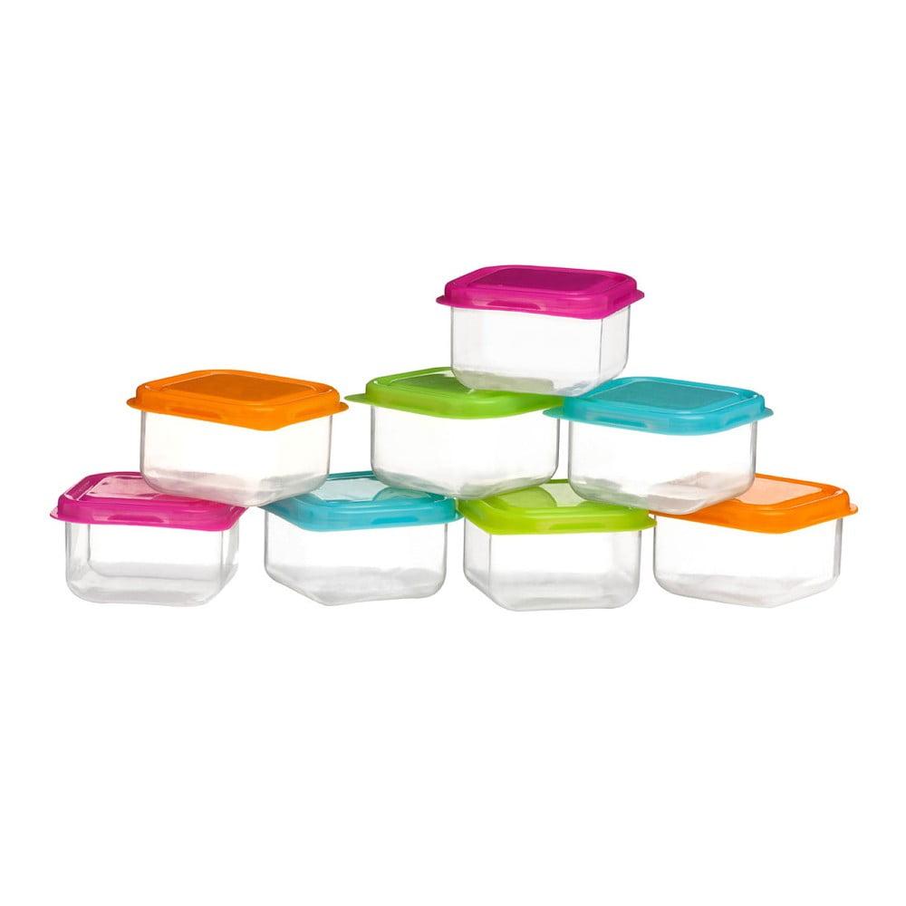Set 8 malých dóz Premier Housewares