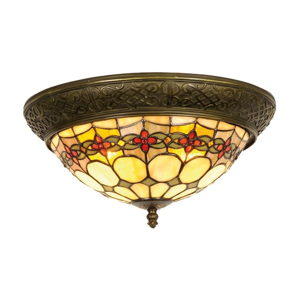 Tiffany stropné svetlo Lamp