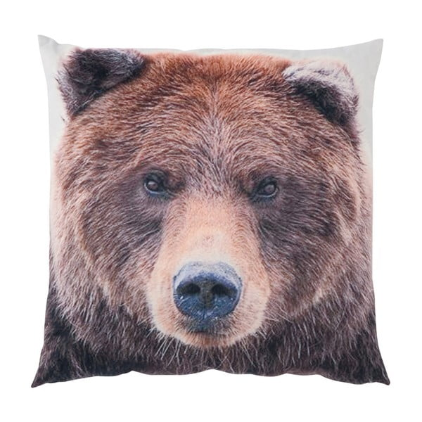 Vankúš J-Line Bear, 60x60 cm