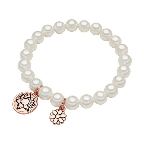 Perlový náramok Perldesse Ina, perla 0,8