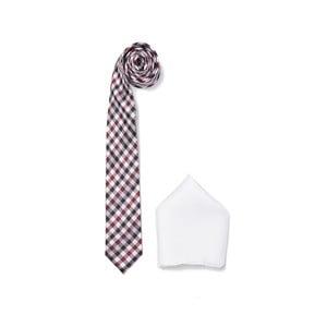 Set kravaty a vreckovky Ferruccio Laconi 12