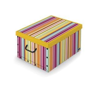 Farebný úložný box Domopak