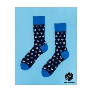 Ponožky Diagrams Blue, vel. 35/38