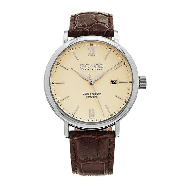 Pánske hodinky Madison Leather Brown