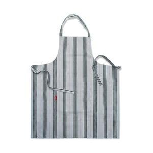 Kuchynská zástera Grey Stripes