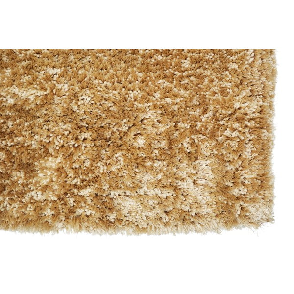 Ručne tuftovaný koberec Monaco Gold, 80x150 cm
