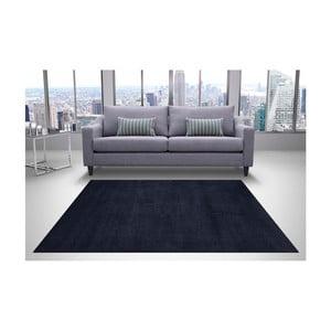 Čierny koberec DECO CARPET Milano Unit Efes, 160×230 cm