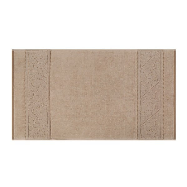Sada 2 hnedých uterákov z bavlny Sultan, 50×90 cm