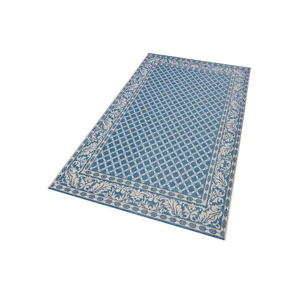 Modrý koberec vhodný aj do exteriéru Royal, 160×230cm