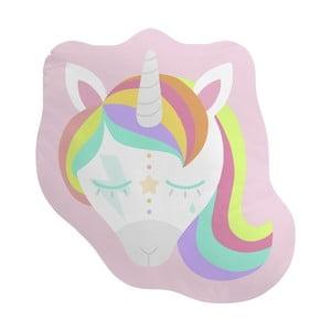 Vankúš Pooch Unicorn Cara, 48x53cm