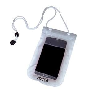 Transparentný vodeodolný obal na smartfón Jocca