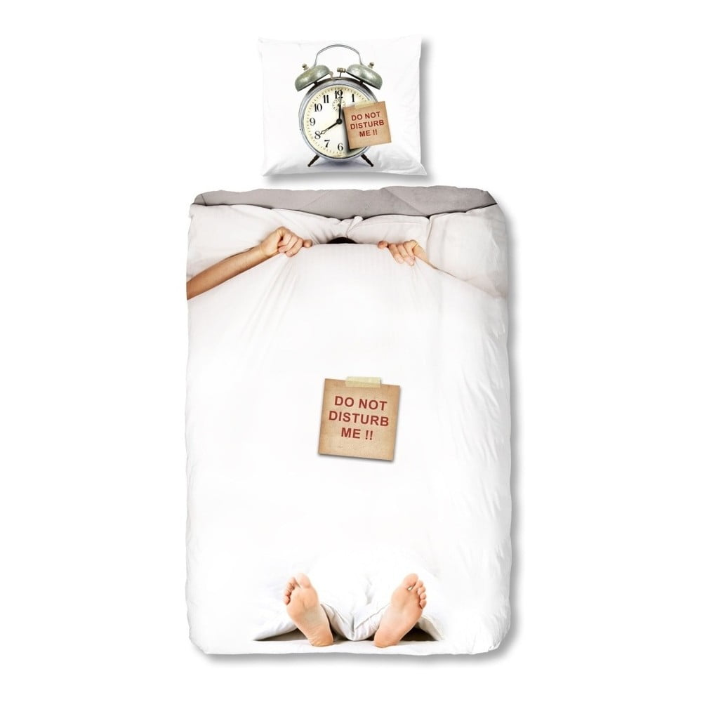Detské bavlnené obliečky Muller Textiels Disturb, 135 × 200 cm