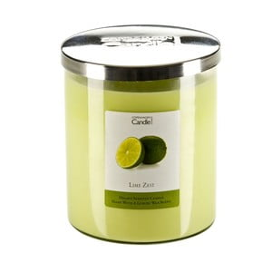 Aromatická sviečka s vôňou limetiek Copenhagen Candles, doba horenia 70hodín