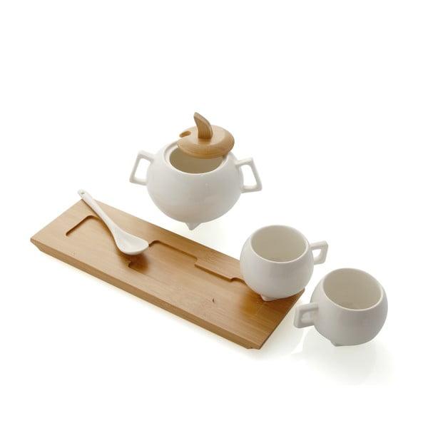 Sada šálok a cukorničky Brandani Cafe