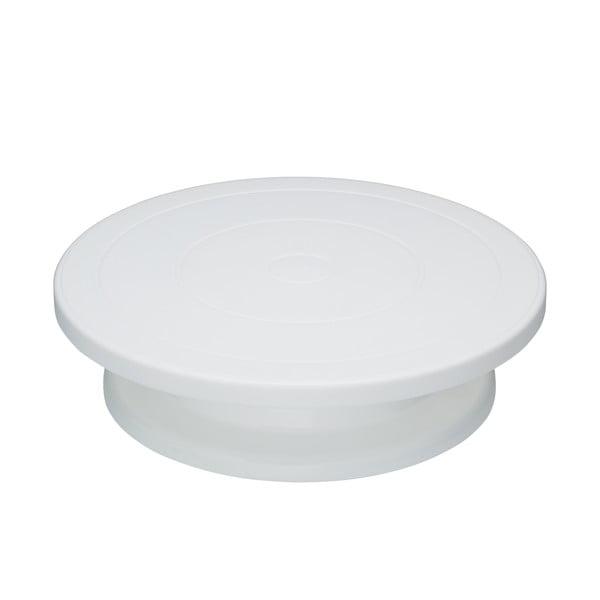 Otočný stojan na zdobenie a vystavenie torty, 28 cm