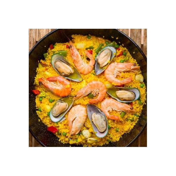 Panvica na paellu Kitchen Craft Mediterranean, ⌀46 cm