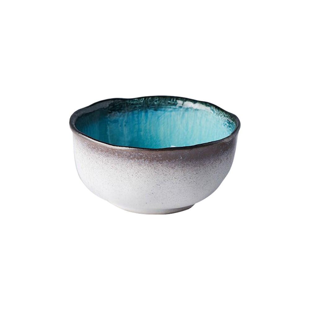 Modrá keramická miska Mij Sky, ø 15 cm