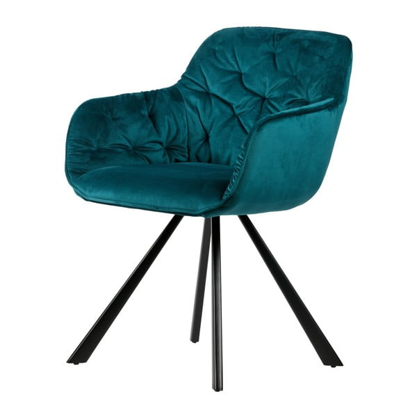 Tmavomodrá stolička De Eekhoorn Elaine