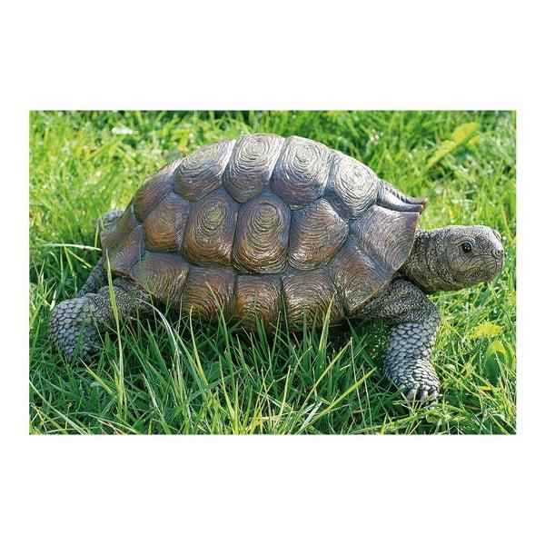Dekoratívna záhradná korytnačka Turtle, 34 cm