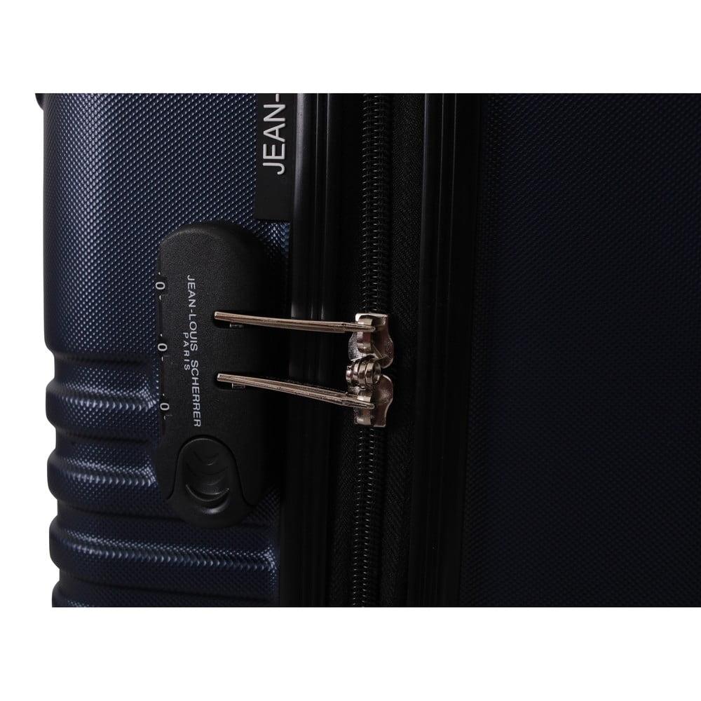 d3748dec79b47 Kufor s príručnou taškou Case Jean Louis Scherrer Navy   Bonami