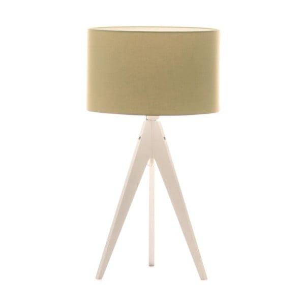 Stolová lampa Artist Birch White/Beige