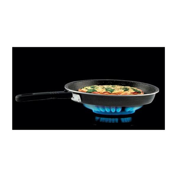 Panvica na prípravu omelety Silex Italia Eco Stone, 24 cm
