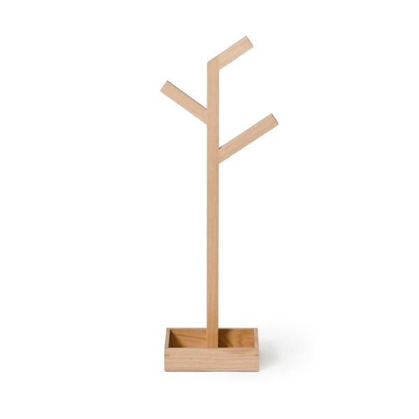 Drevený stojan na osušky Wireworks Mezza Branch