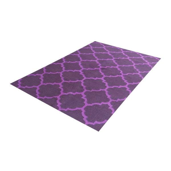 Vlnený koberec Kilim Modern 29, 160x230 cm