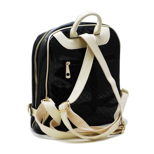 Kožený batoh Sandy Black