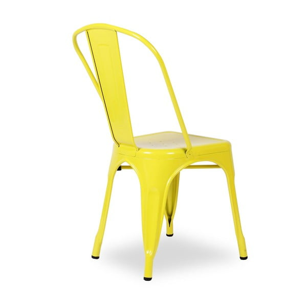 Stolička Terek Yellow