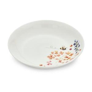 Porcelánový tanier na cestoviny Cooksmart England Flowers, Ø 22,5cm