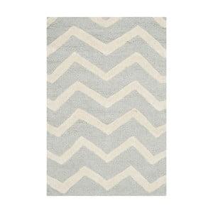 Vlnený koberec Edie, 60x91 cm