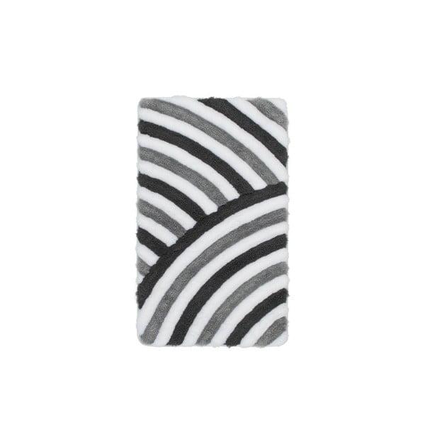 Kúpeľňová predložka Lobby Grey, 65x110 cm