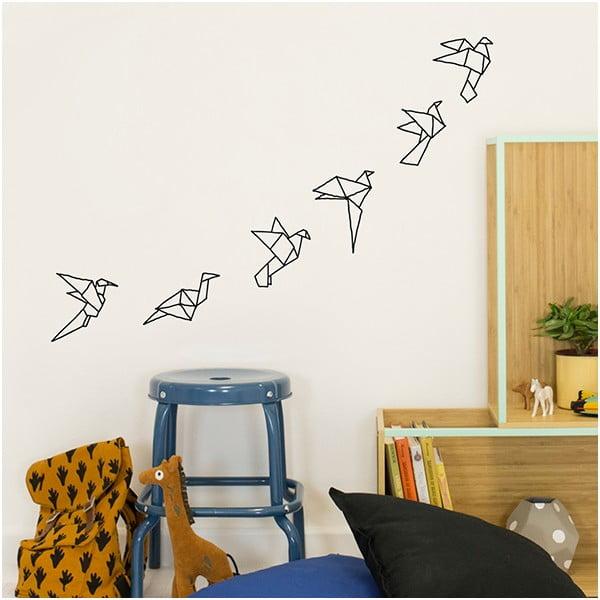 Samolepka Chispum Paper Birds