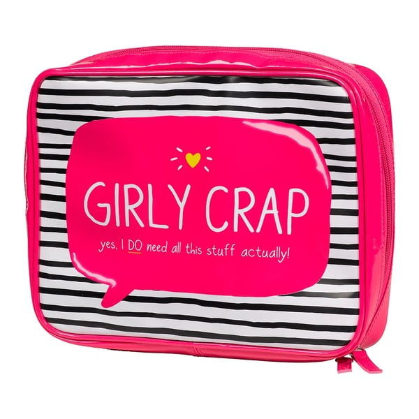 Kozmetická taška Happy Jackson Girly Crap