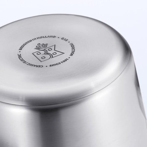 5-dielna sada riadu z nehrdzavejúcej ocele BK Conical+