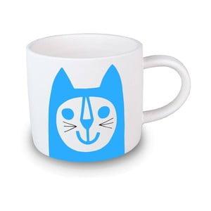 Hrnček MAKE International Mini Blue Cat, 225 ml